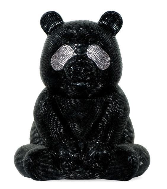 Hiro Ando, 'PANDASAN DIAMONDSSTRASS,' 2011, Galerie Jacob Paulett