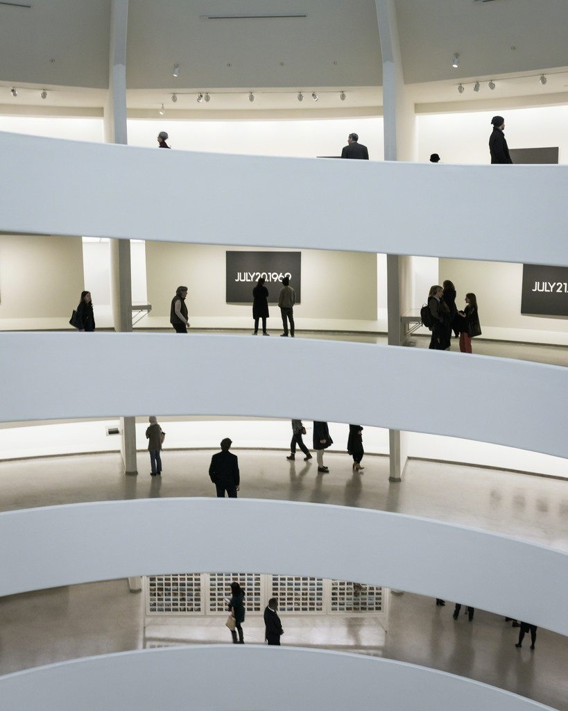 David Heald © Solomon R. Guggenheim Museum, New York