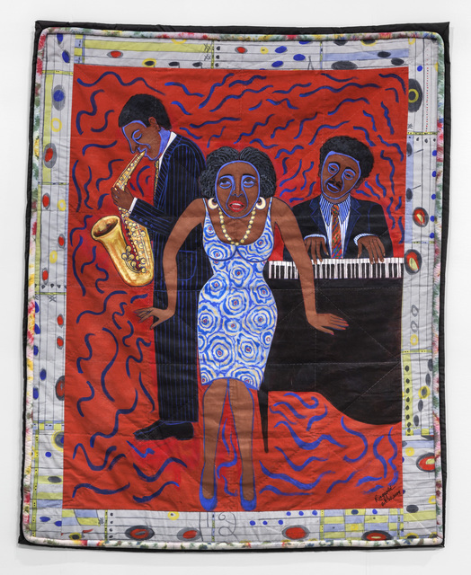 , 'Jazz Stories: Mama Can Sing, Papa Can Blow #5: You Put the Devil in Me,' 2004, Pippy Houldsworth Gallery