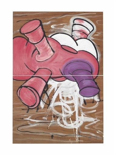 Carroll Dunham, 'Untitled', Christie's