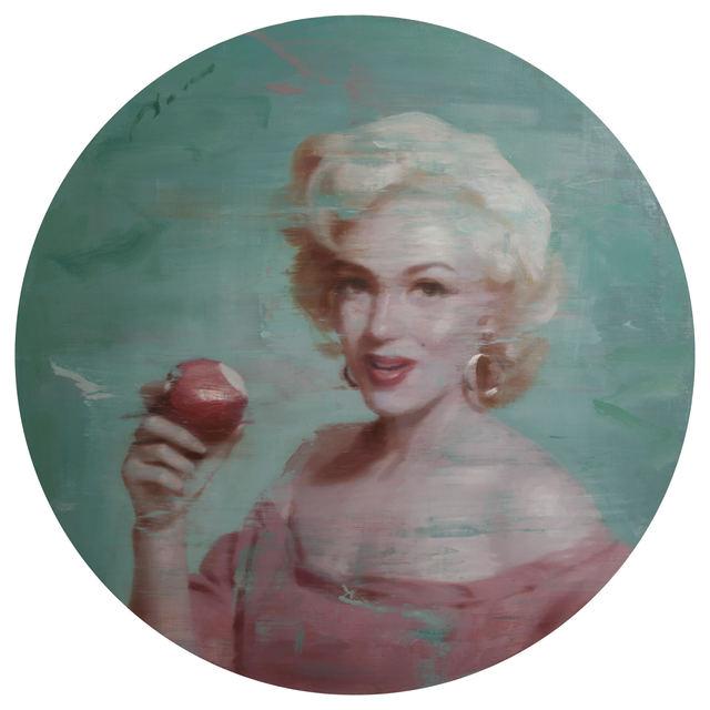 Vincent Xeus, 'Bite the Apple', 2019, Gallery 1261