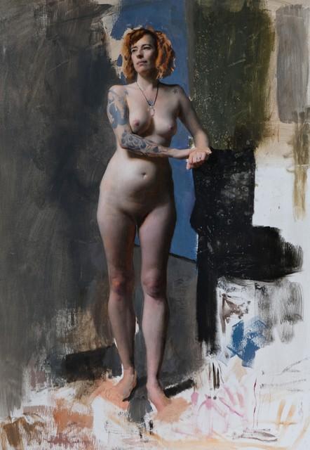 , 'Jennifer,' 2019, The Galleries at Salmagundi