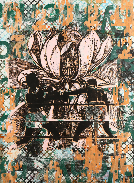 DAIN, 'Lotus Boxers', 2007, Chiswick Auctions