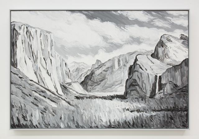 , 'Elegy (Yosemite Valley),' 2019, Night Gallery