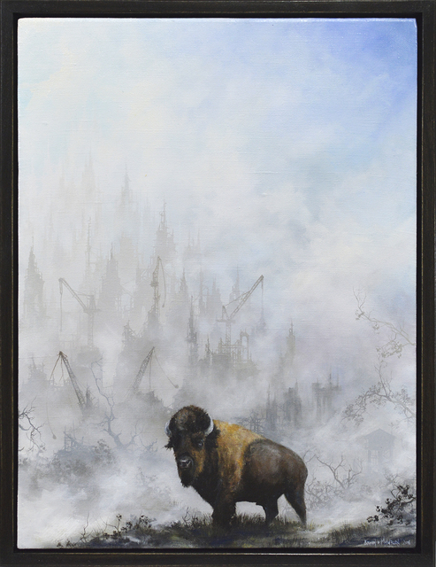 , 'Bear,' 2016, Paradigm Gallery + Studio