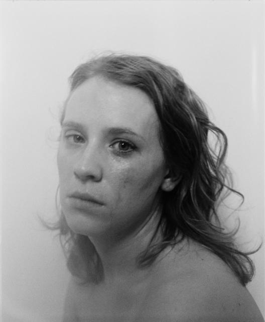 Matt Eich, 'Melissa (mascara running), Charlottesville,Virginia', 2016, jdc Fine Art