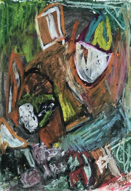, 'Untitled, Silent Reflections ,' 2017, Ed Cross Fine Art