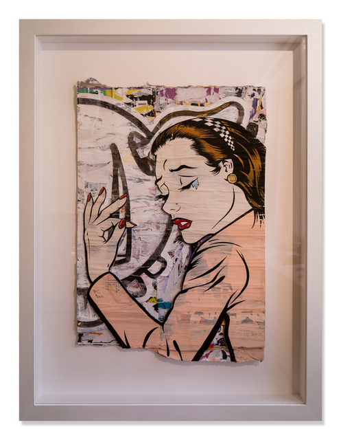 , 'Wall Hugger 3,' 2018, Treason Gallery