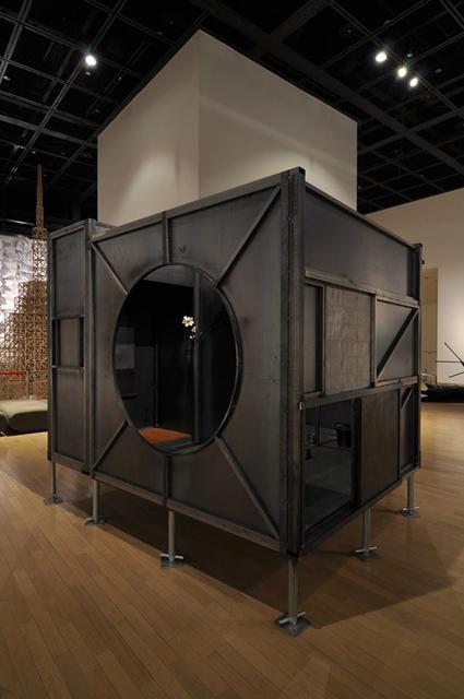 Tomohiro Kato, 'Steel Tea Room 'Tettei'', 2012, Tezukayama Gallery