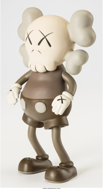 KAWS, 'Companion (original)', 2000, Heritage Auctions