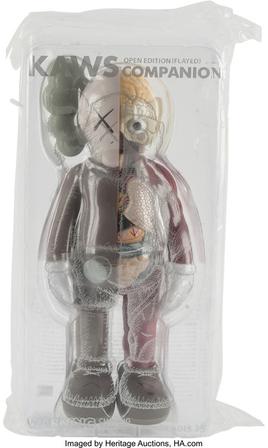 KAWS, 'Dissected Companion (Brown), (Open Edition)', 2016, Heritage Auctions