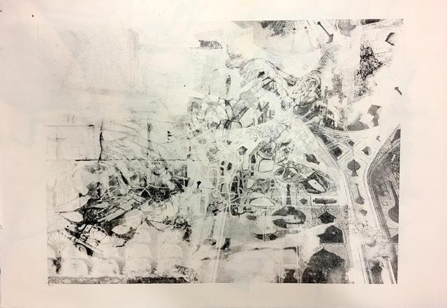 Zahra Nazari, 'Journey #45', 2013, Kourosh Mahboubian Fine Art