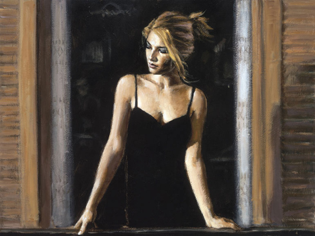 , 'Balcony at Buenos Aires,' , Florida Fine Art