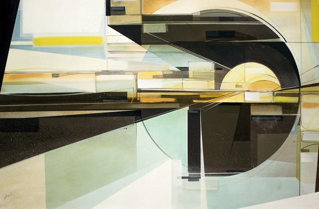, 'Crecimiento de oro,' 2014, Celaya Brothers Gallery