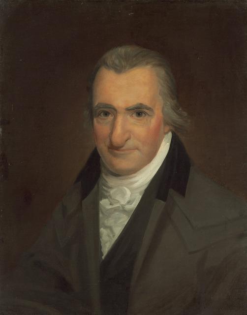 John Wesley Jarvis, 'Thomas Paine', ca. 1806/1807, National Gallery of Art, Washington, D.C.