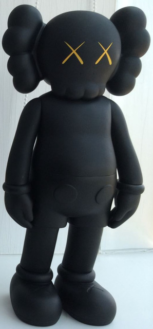KAWS, '5 Years Later Companion (Black)', 2004, MSP Modern