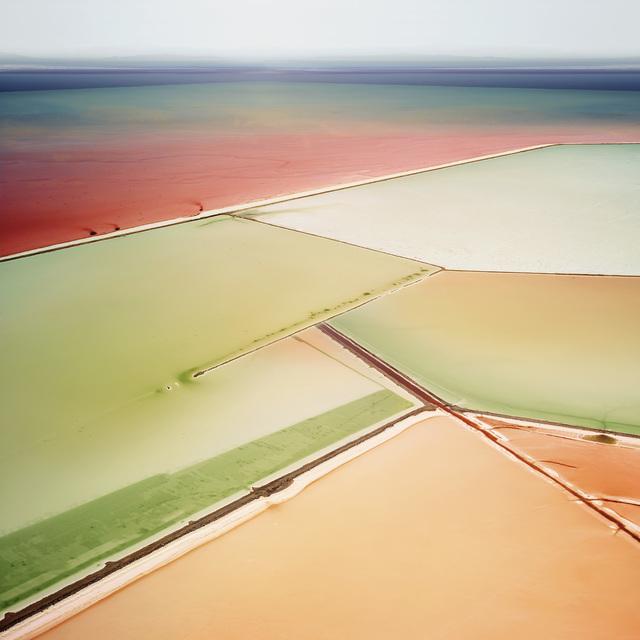 , 'Saltern Study 06, Great Salt Lake, UT,' 2015, Foster/White Gallery