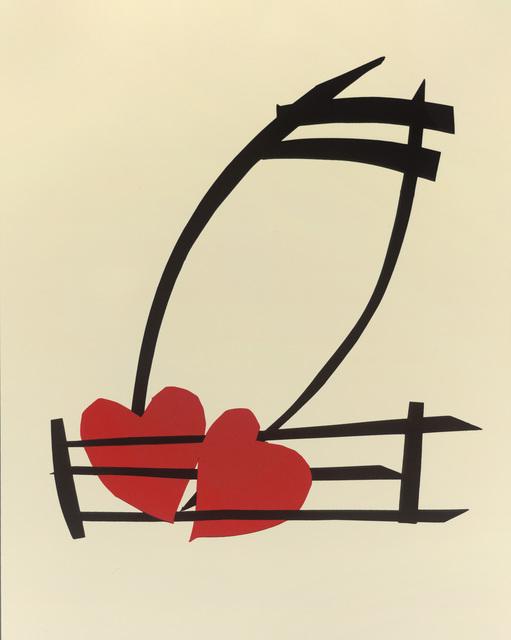 Claes Oldenburg, 'Musical Hearts', 2012, Gemini G.E.L.