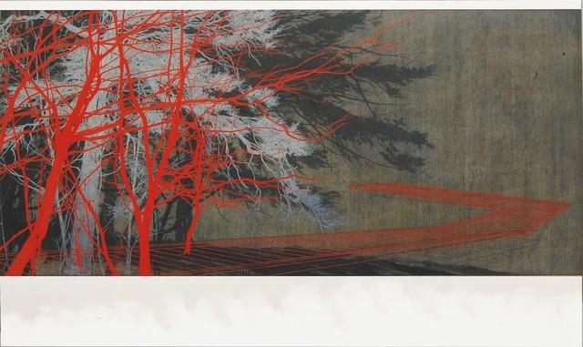 , 'Red Boardwalk, Silver Pine,' , &Gallery