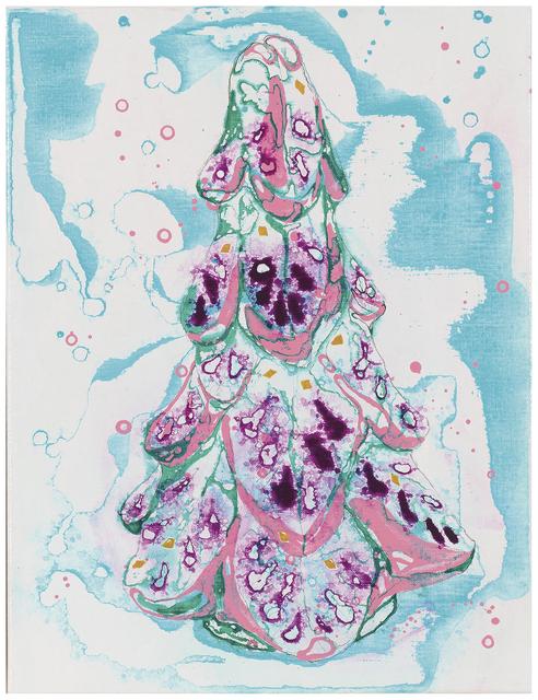 , 'Gurley Candle – Christmas Tree,' 2016, NUNU FINE ART