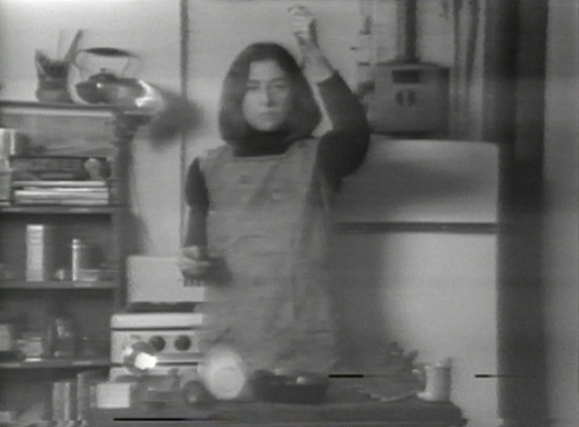 , 'Semiotics of the kitchen,' 1975, Arton Foundation