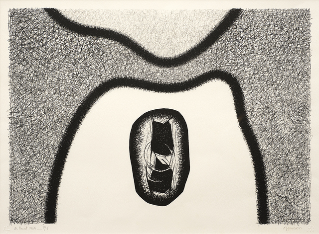 ", '""B. Print"",' 1965, Aaron Payne Fine Art"