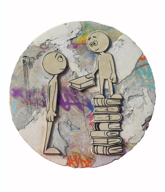 , 'Knowledge Is Power,' ca. 2019, Markowicz Fine Art