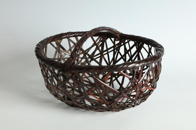 , 'Bamboo Flower Basket (T-2256),' , Erik Thomsen
