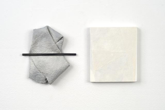 , 'Folded Signs (#3),' n.d., Fleisher/Ollman