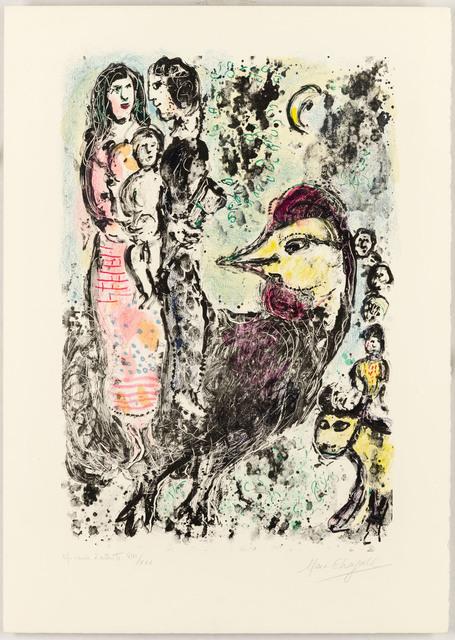 , 'La Famille au Coq,' 1969, Galerie d'Orsay
