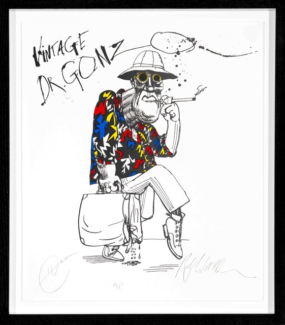 , 'Vintage Dr. Gonzo,' 1995, Gonzo Gallery