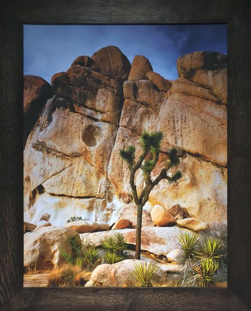 , 'Double Cross,' 2016, Joshua Tree Art Gallery