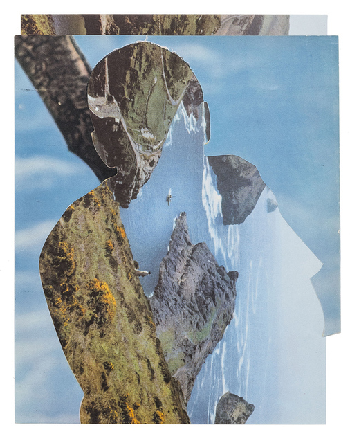 John Stezaker, 'The Third Person II', 1990, Drawing, Collage or other Work on Paper, Collage, Monica De Cardenas
