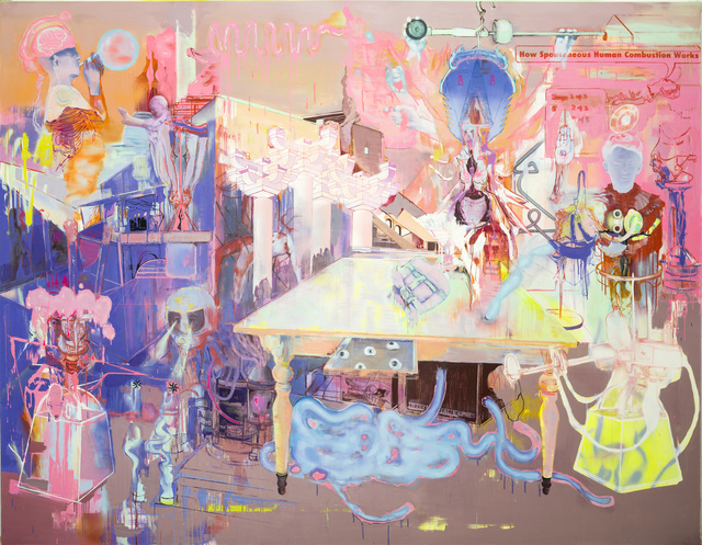 Rui Zhang, 'Play on Your Table', 2018, Josef Filipp Galerie