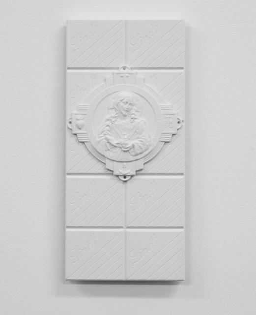 , 'CHOCOLATE JESUS,' 2013, Kendall Koppe