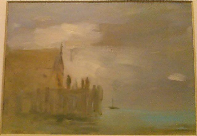 Seymour Remenick, 'Seymour Remenick Seascape Marine Painting', 1950-1959, Lions Gallery