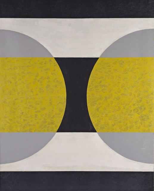 Charles Green Shaw, 'Circle Divided', 1970, Vallarino Fine Art