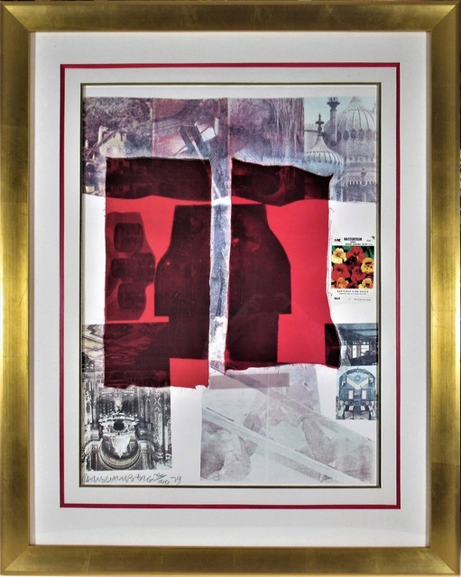 "Robert Rauschenberg, '""Why You Can Tell #2"" from the suite ""Nine Prints""', 1979, Joseph Grossman Fine Art Gallery"