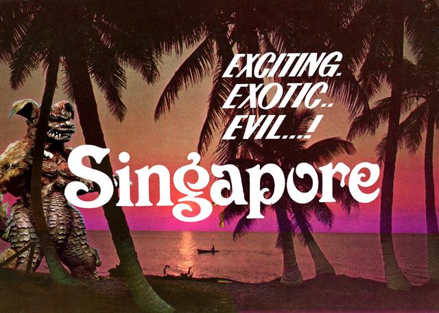 , 'Exotic Singapore,' 2017, Chan + Hori Contemporary