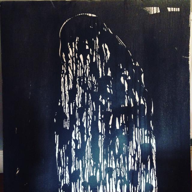 , 'Black Rain Phallus,' 2017, Arusha Gallery
