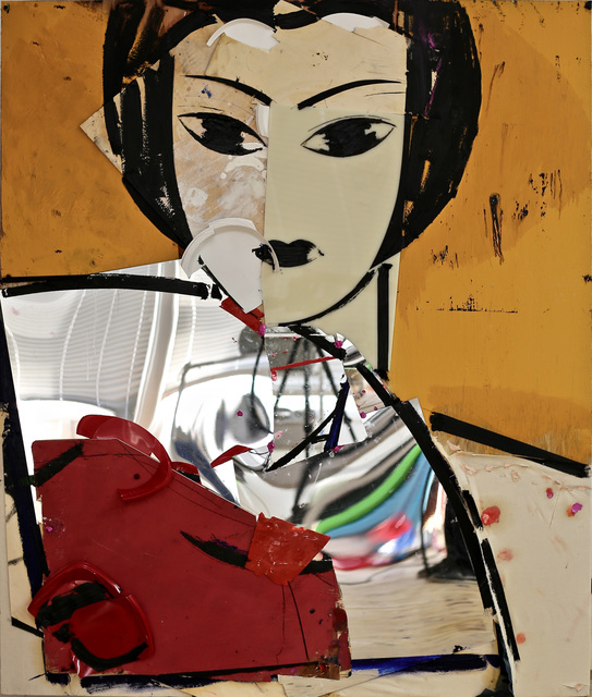 , 'Retrato II,' 2018, Opera Gallery