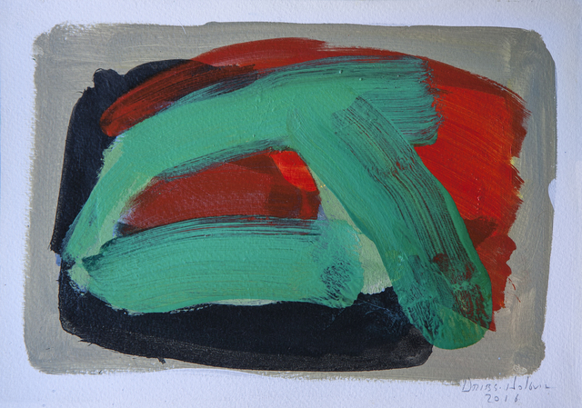 , 'Immersions Series 1,' 2017, Beatriz Esguerra Art