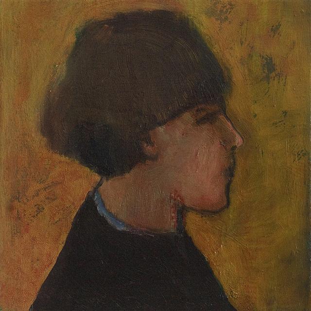 , 'Head of Boy,' 2017, Wallace Galleries