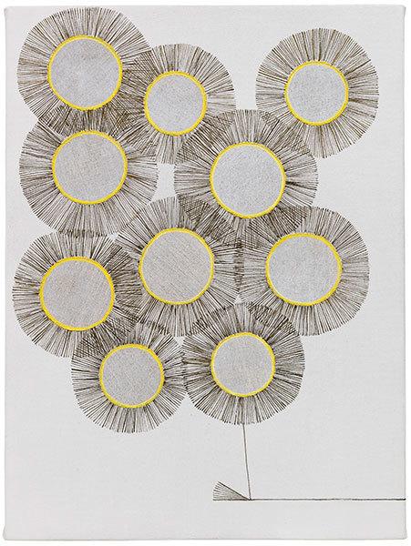, 'foot tree,' 2018, Craig Krull Gallery