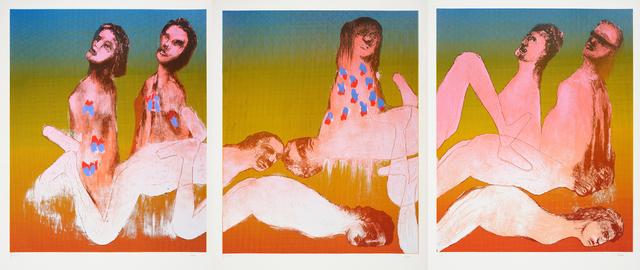 , 'Inferno III,' 1967-1968, Charles Nodrum Gallery