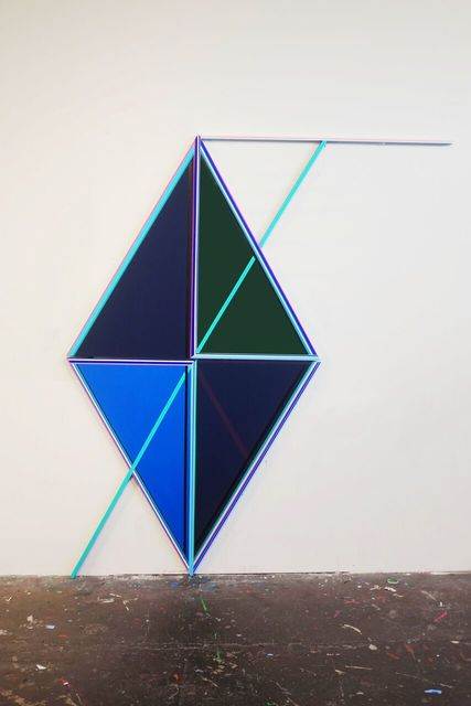 , 'Diamond,' 2017, Freight + Volume