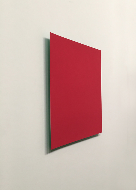 , 'Red: Green,' , Galerie Wenger