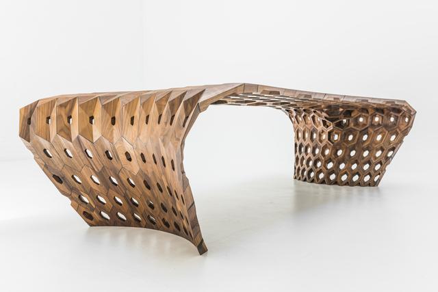 , 'Maker Table (Hexagon),' 2014, Kukje Gallery