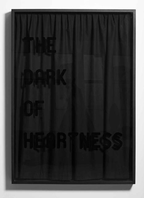 , 'The Dark Heartness,' 2014, Primo Marella Gallery