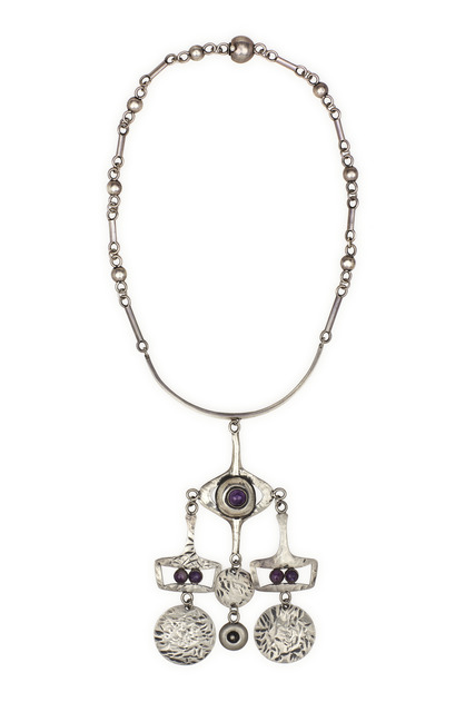 , 'Necklace,' 1950-1955, The Jewelry Library